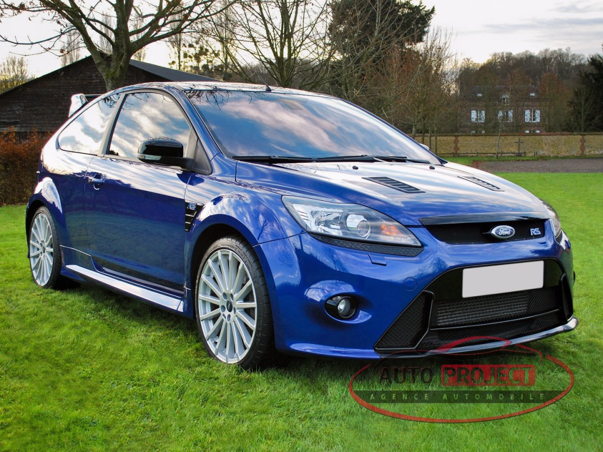 ford focus ii 2 5 turbo 305 rs voiture d 39 occasion disponible auto project agence automobile. Black Bedroom Furniture Sets. Home Design Ideas