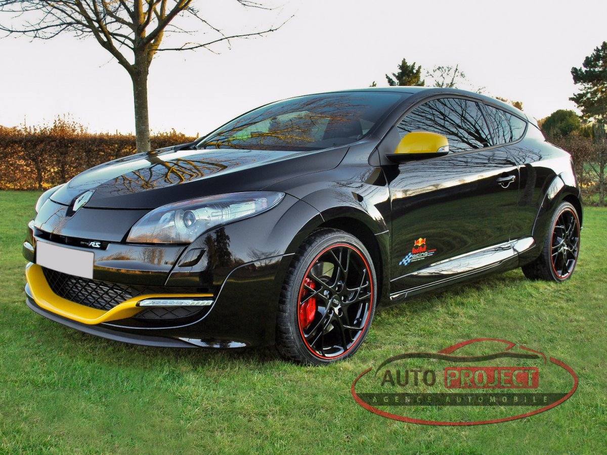Renault Megane Iii Coupe 2 0 Turbo 265 Rs Red Bull Racing Rb7 N 275 Voiture D Occasion Disponible Auto Project Agence Automobile A Evreux Normandie