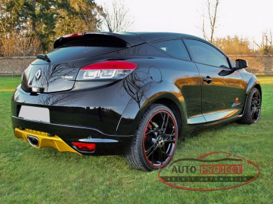 RENAULT MEGANE III COUPE 2.0 TURBO 265 RS RED BULL RACING RB7 N°275 - 5