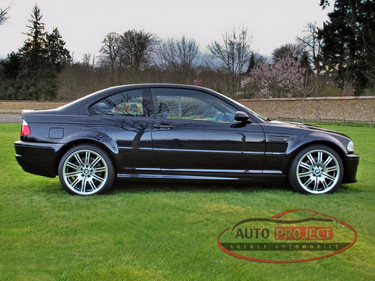 bmw serie 3 e46 coupe m3 343 voiture d 39 occasion. Black Bedroom Furniture Sets. Home Design Ideas
