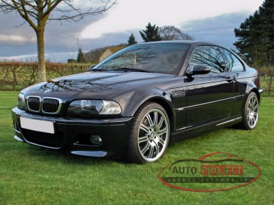 273 - 0 - BMW SERIE 3 E46 COUPE M3 343