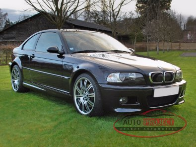 BMW SERIE 3 E46 COUPE M3 343 - 7