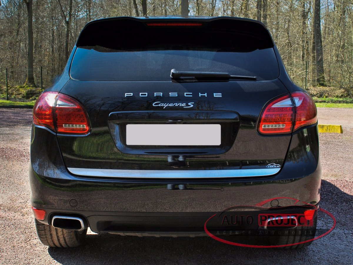 porsche cayenne ii 3 0 v6 380 s hybrid voiture d 39 occasion disponible auto project agence. Black Bedroom Furniture Sets. Home Design Ideas