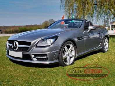 276 - 0 - MERCEDES-BENZ CLASSE SLK III 200 BLUEEFFICIENCY