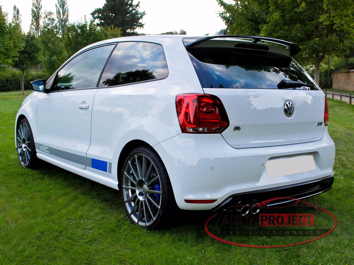 volkswagen polo v 2 0 tsi 220 r wrc n 1813 voiture d 39 occasion disponible auto project agence. Black Bedroom Furniture Sets. Home Design Ideas