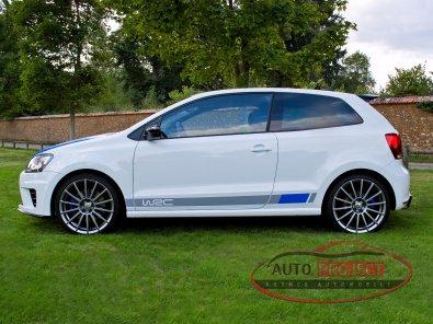 VOLKSWAGEN POLO V 2.0 TSI 220 R WRC N°1813 - 2