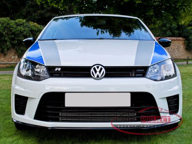 VOLKSWAGEN POLO V 2.0 TSI 220 R WRC N°1813 - 8