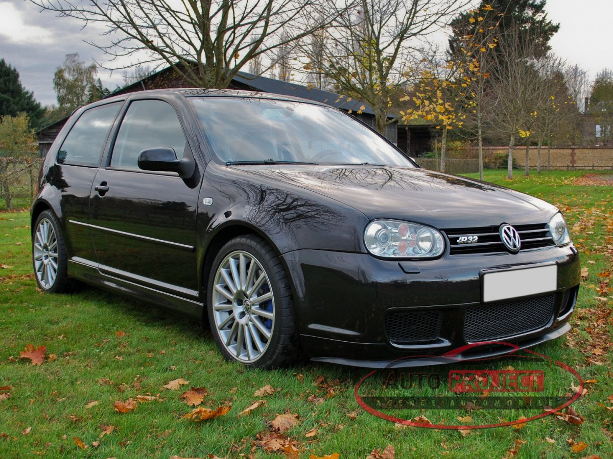 volkswagen golf iv 3 2 v6 241 r32 dsg n 041 voiture d 39 occasion disponible auto project. Black Bedroom Furniture Sets. Home Design Ideas