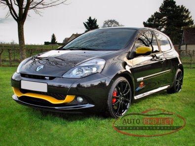 284 - 0 - RENAULT CLIO III 2.0 16V 203 RS RED BULL RACING RB7 N°296