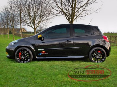 RENAULT CLIO III 2.0 16V 203 RS RED BULL RACING RB7 N°296 - 2