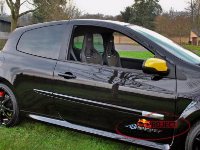 RENAULT CLIO III 2.0 16V 203 RS RED BULL RACING RB7 N°296 - 11