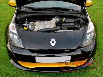 RENAULT CLIO III 2.0 16V 203 RS RED BULL RACING RB7 N°296 - 12