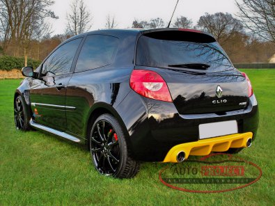 RENAULT CLIO III 2.0 16V 203 RS RED BULL RACING RB7 N°296 - 3