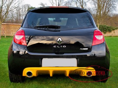 RENAULT CLIO III 2.0 16V 203 RS RED BULL RACING RB7 N°296 - 4