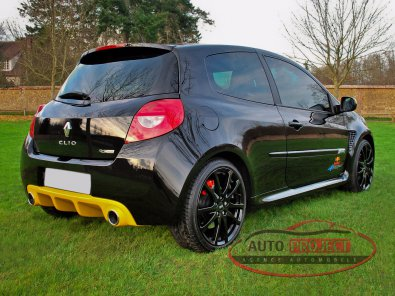 RENAULT CLIO III 2.0 16V 203 RS RED BULL RACING RB7 N°296 - 5