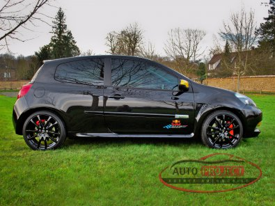 RENAULT CLIO III 2.0 16V 203 RS RED BULL RACING RB7 N°296 - 6