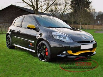 RENAULT CLIO III 2.0 16V 203 RS RED BULL RACING RB7 N°296 - 7