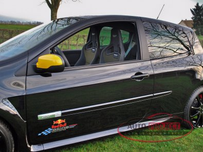 RENAULT CLIO III 2.0 16V 203 RS RED BULL RACING RB7 N°296 - 9
