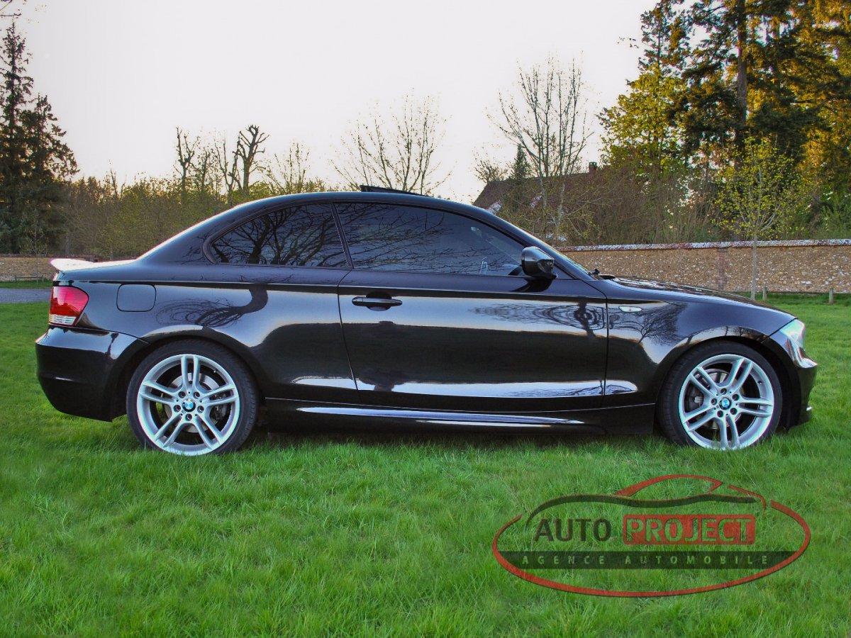 bmw serie 1 coupe e82 120d 197 edition performance voiture d 39 occasion disponible auto. Black Bedroom Furniture Sets. Home Design Ideas