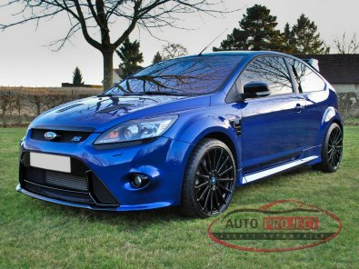 296 - 0 - FORD FOCUS II 2.5 TURBO 305 RS