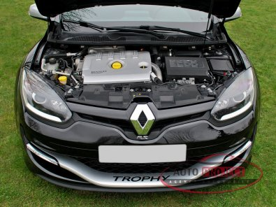 RENAULT MEGANE III COUPE 2.0 TURBO 275 RS TROPHY N°0047 - 12