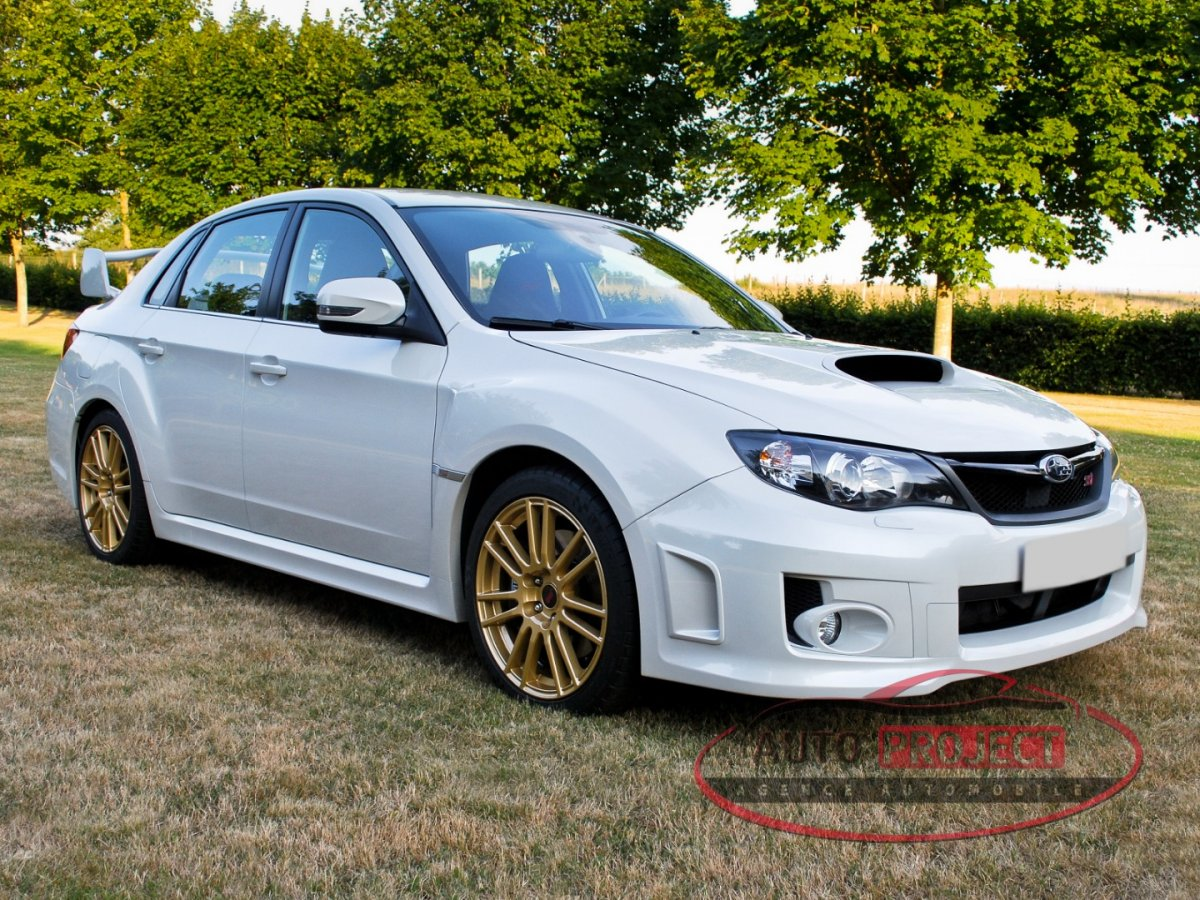 subaru impreza iii 2 5 turbo 300 wrx sti s voiture d 39 occasion disponible auto project agence. Black Bedroom Furniture Sets. Home Design Ideas