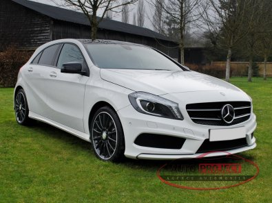 MERCEDES-BENZ CLASSE A III 220 CDI FASCINATION 7G-DCT - 7