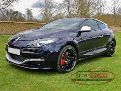 RENAULT MEGANE III COUPE 2.0 TURBO 265 RS RED BULL RACING N°149 - 1