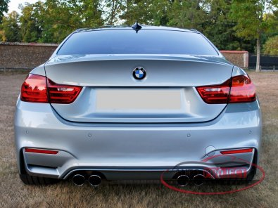 BMW SERIE 4 F82 M4 COUPE 431 DKG - 4