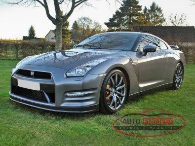 NISSAN GT-R R35 3.8 V6 550 BLACK EDITION - 1