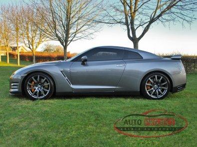 NISSAN GT-R R35 3.8 V6 550 BLACK EDITION - 2