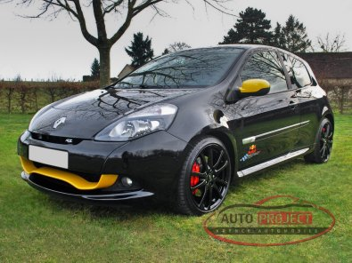 323 - 0 - RENAULT CLIO III 2.0 16V 203 RS RED BULL RACING RB7 N°314