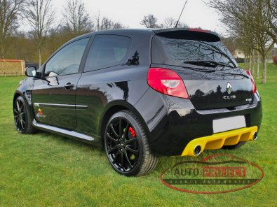 RENAULT CLIO III 2.0 16V 203 RS RED BULL RACING RB7 N°314 - 3