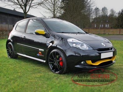 RENAULT CLIO III 2.0 16V 203 RS RED BULL RACING RB7 N°314 - 7