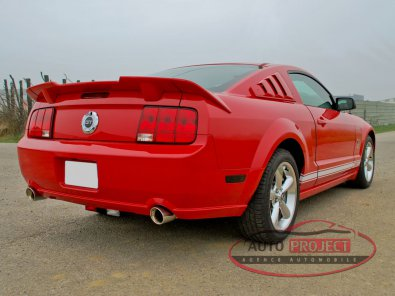FORD MUSTANG COUPE 4.6 V8 300 GT PREMIUM - 5