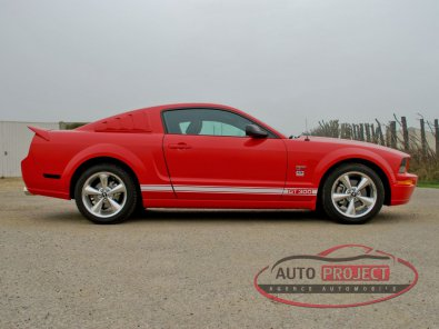 FORD MUSTANG COUPE 4.6 V8 300 GT PREMIUM - 6