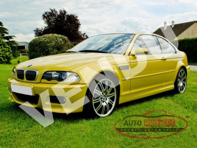 55 - 0 - BMW SERIE 3 E46 COUPE M3 343