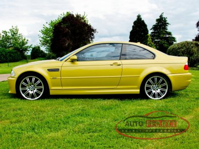 BMW SERIE 3 E46 M3 COUPE 343 - 2