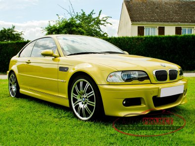 BMW SERIE 3 E46 M3 COUPE 343 - 7