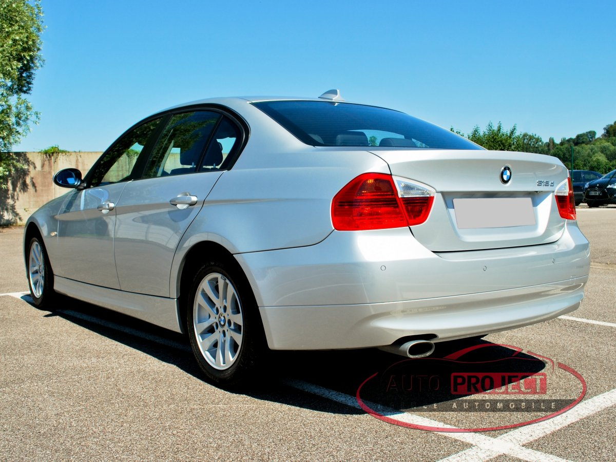 2008 bmw 318d e90 related infomation specifications weili automotive network. Black Bedroom Furniture Sets. Home Design Ideas