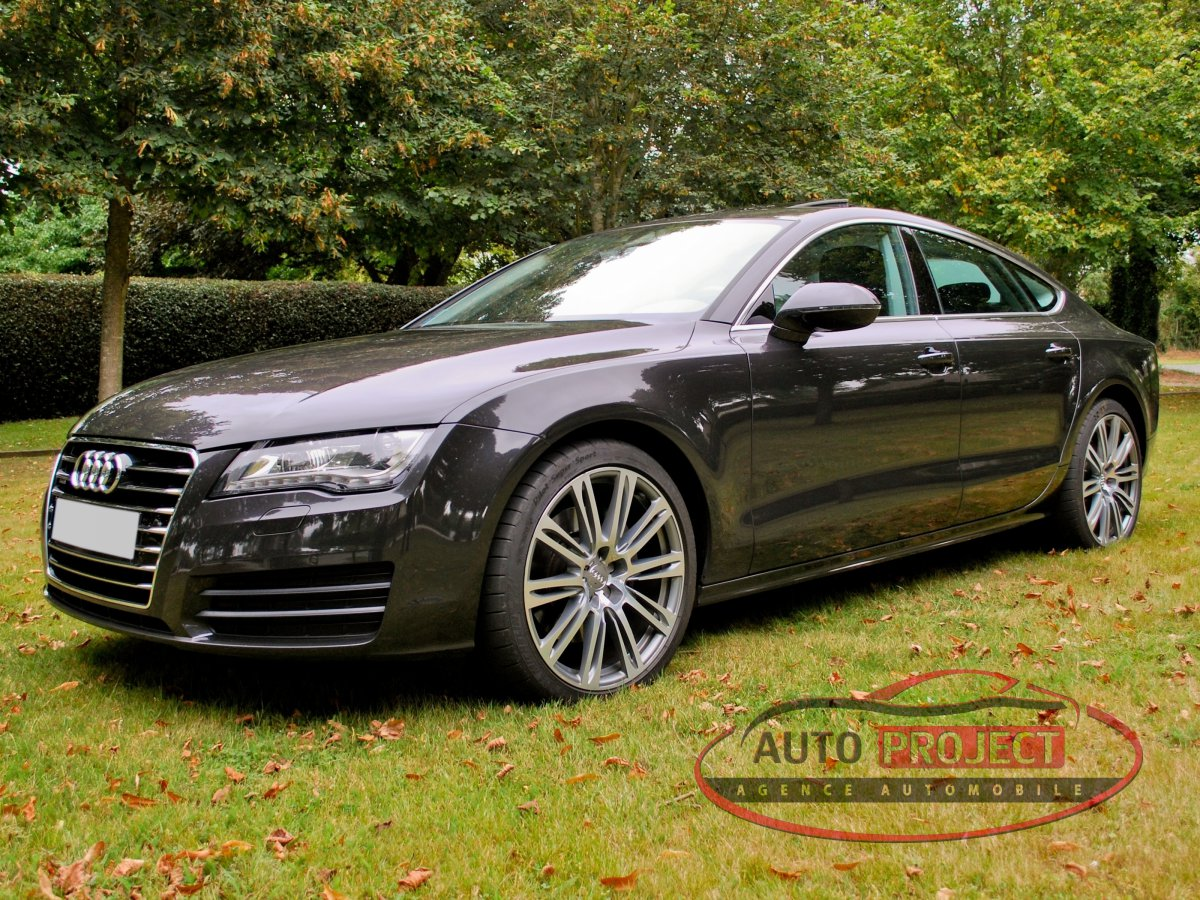 audi a7 sportback 3 0 v6 tdi 245 avus quattro s tronic 7. Black Bedroom Furniture Sets. Home Design Ideas