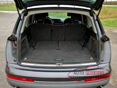 AUDI Q7 3.0 V6 TDI 233 AVUS QUATTRO TIPTRONIC 7PL - 10