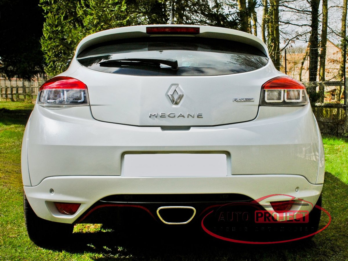 renault megane iii coupe 2 0 turbo 265 rs luxe