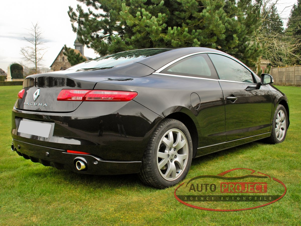 renault laguna iii coupe 2 0 dci 150 black edition. Black Bedroom Furniture Sets. Home Design Ideas
