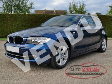 BMW SERIE 1 E81 118D 143 EDITION CONNECTED DRIVE - 1