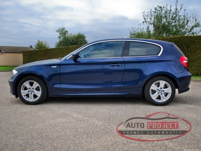 BMW SERIE 1 E81 118D 143 EDITION CONNECTED DRIVE - 2