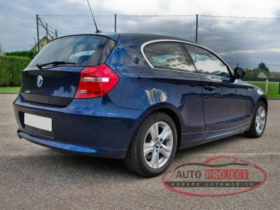 BMW SERIE 1 E81 118D 143 EDITION CONNECTED DRIVE - 5