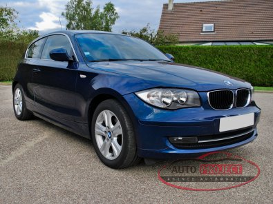 BMW SERIE 1 E81 118D 143 EDITION CONNECTED DRIVE - 7