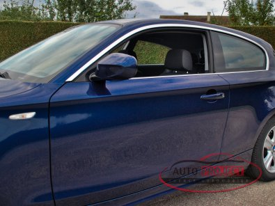 BMW SERIE 1 E81 118D 143 EDITION CONNECTED DRIVE - 9