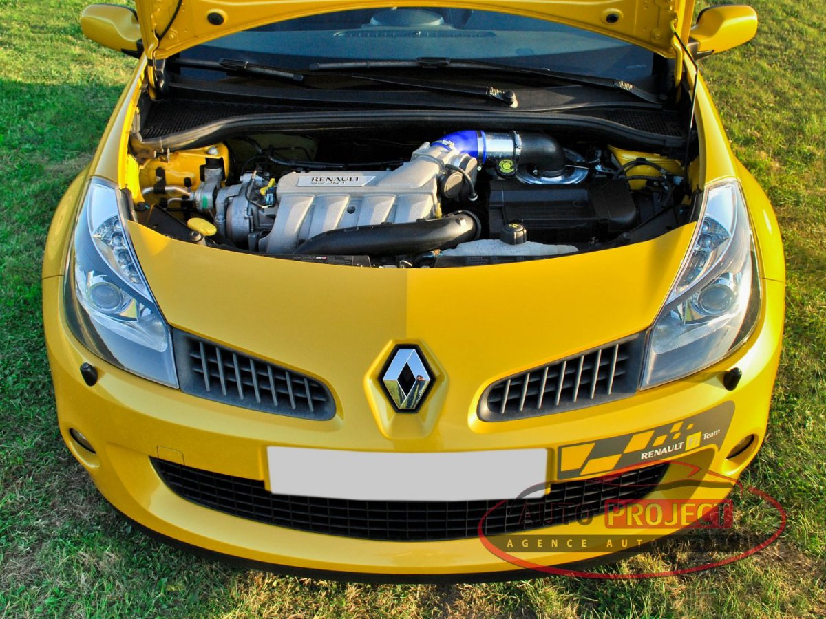 kit admission clio 3 rs